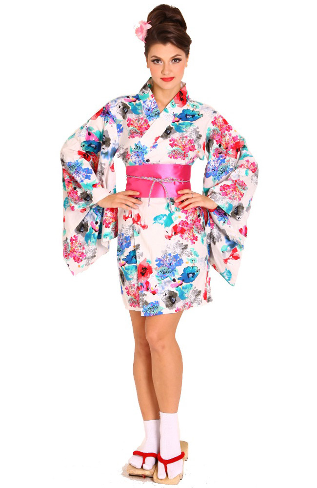 We are a kimono store, we 've been producing kimono Dress for about 5 years. Here kimono is % quality guaranteed.