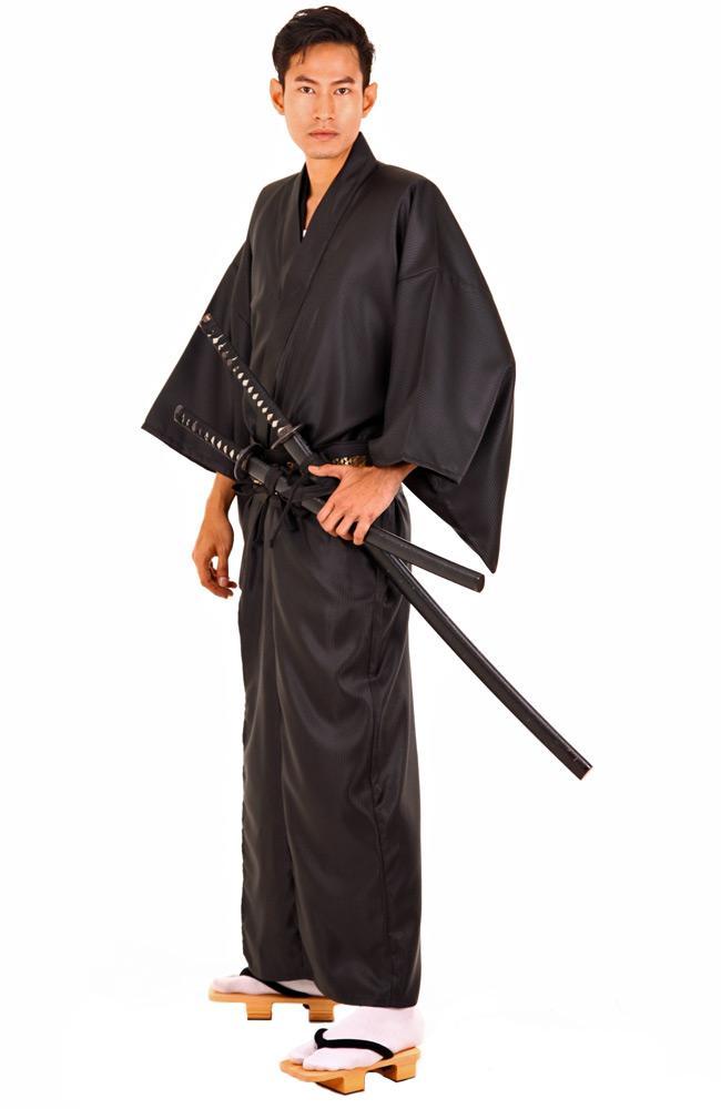 Kimono Jacket Long
