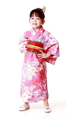 Pinky Pop Japanese Robe