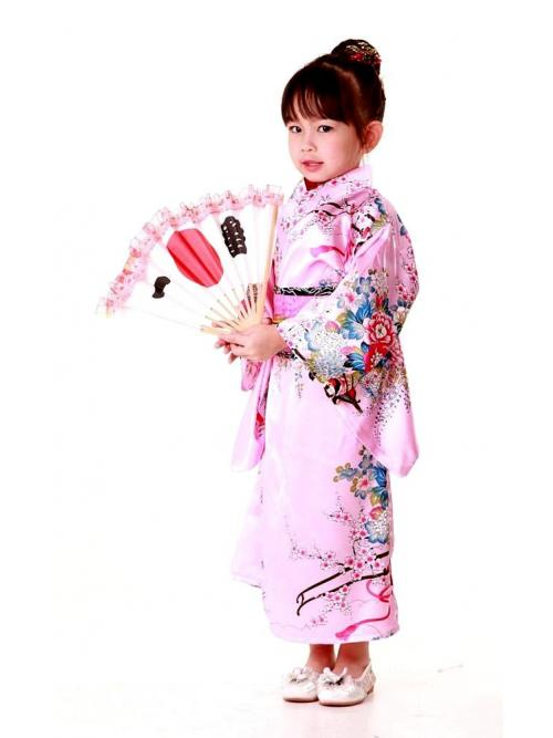 Sweet in Pink Kimono One Size
